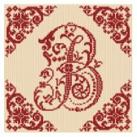 ABC01 - Letter B