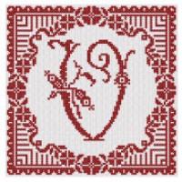 ABC03 - Letter V